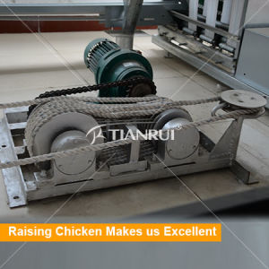 Automatic Scrapper Battery Chicken Manure Cleaning Equipment pictures & photos