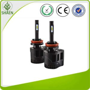 12V 25W 3500lm High Power Auto LED Headlight pictures & photos