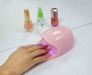 Nail Dryer with LED and Fan (PC-0925)