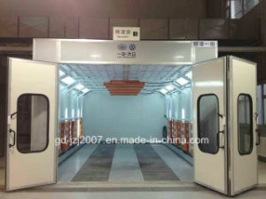 CE High Quality Heat-Radiator Spray Booth pictures & photos