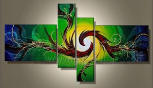 Wholesale Handmade Oil Painting on Canvas pictures & photos