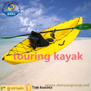 Single Fishing Kayak, Fishing Canoe (DH-GK02)