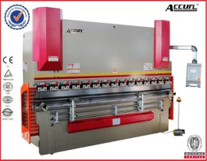 Synchronized CNC Aluminum Plate Press Brake pictures & photos