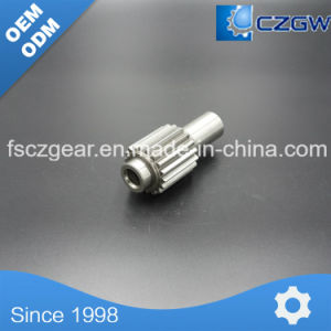 Good Quality Customized Transmission Shaft Small Spline for Various Machinery pictures & photos