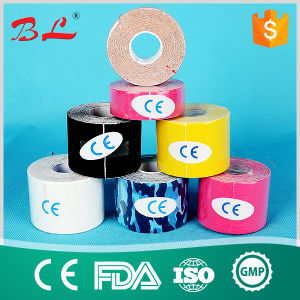 Kinesiology Tape Precut Kinesiology Sports Tape Pink Kt Rock Kinesio Tape pictures & photos