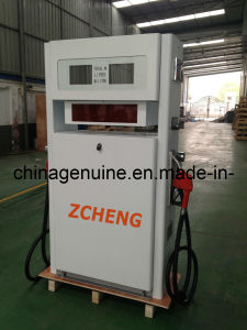 Zcheng Petrol Station Stable Double Pump Fuel Dispensing Equipment pictures & photos