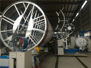 HDPE Large Diameter Winding Pipe Production Machine pictures & photos