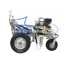 Hyvst Manufacturer Professional Line Striper Airless Pump Pintura Road Paint Machine Splm2000 pictures & photos