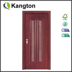Interior Melamine Wood Door Skin (door skin) pictures & photos