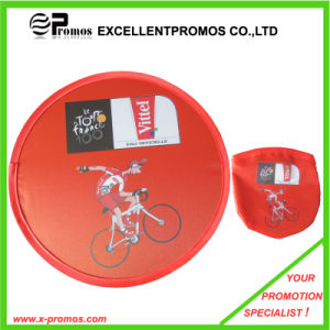 Advertising Foldable Nylon Frisbee with Pouch (EP-F4123104) pictures & photos