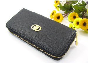 Newest Women Candy Color PU Leather Wallet pictures & photos