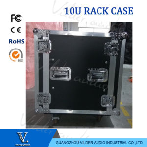 10u Amplifier Rack Case with Good Qualtity and Good Price