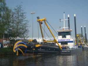 Cutter Suction Dredger CSD400 pictures & photos