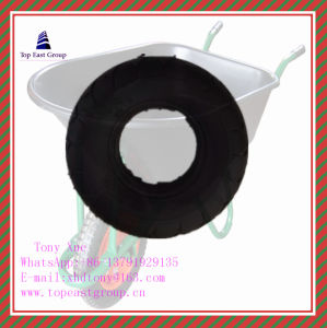 300-7, 350-8, 400-8 High Quality Rubber Wheel pictures & photos