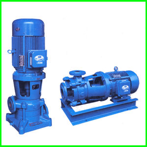 Vertical Inline Sewage Centrifugal Pump pictures & photos