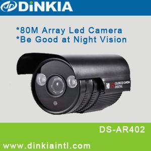 80m IR LED Array CCD Security Camera (DS-AR402)
