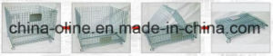 Bulk Warehouse Equipent Cage (800*500*540) pictures & photos