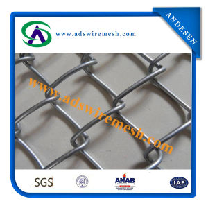 Hot Sale! ! ! High Security Black PVC Coated Chain Link Fence pictures & photos