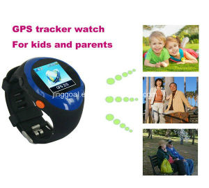 S888 Elder Kids Sos GPS Tracker Watch Smart Wrist Watch pictures & photos