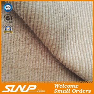 Corduroy Fabric Made of Cotton