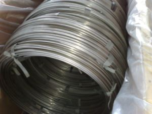 Stainless Steel Coiled (coil) Pipes (tubes, tubings) for Chemical Injection Lines pictures & photos