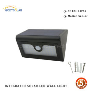 Wall Mounted Outdoor Solar Lights Garden Security Lamp Outdoor pictures & photos