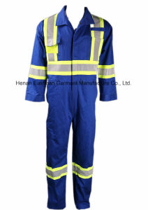 UL Certificate Arc and Flash Fire Resistant Coverall pictures & photos