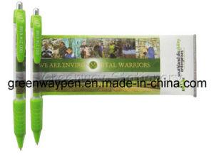 Good Quality/Promotional Flag Pen (GW-803)