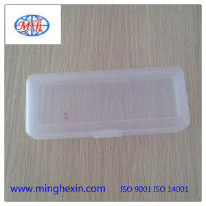Transparent Square Plastic Case with ISO SGS pictures & photos