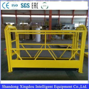 Lifting Equipment Building Construction Suspended Platform Zlp800 pictures & photos