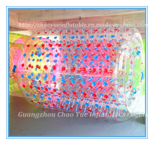 Colorful Inflatable Water Roller Zorb Ball for Water Game (CY-M2126) pictures & photos