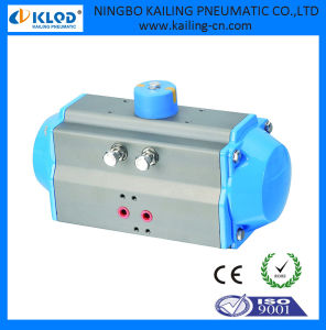 Rotary Pneumatic Actuator, Aluminum Body (KLAT 50) pictures & photos