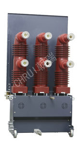 35kv Vacuum Circuit Breaker for Indoor High Voltage with Trolley Patent Ce (VCR1-40.5) pictures & photos
