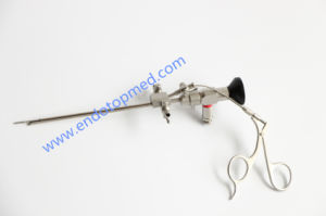 30deg 2.7X175mm Vet Rhinoscope with Operating Sheath and Biopsy Forceps pictures & photos