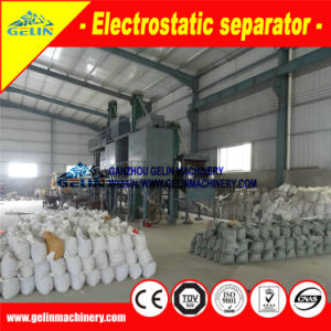 Complete Separator Equipments Get Final Zirconium Product 65-66% Degree Zircon Sand Separation Machine pictures & photos