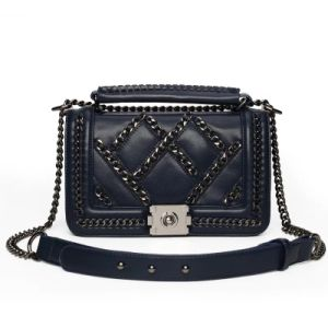 New Designer Brand Name Europen Style Ladies PU Bag pictures & photos