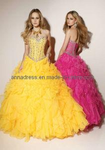 Sweet Heart Beaded Ball Dress (Z-138)
