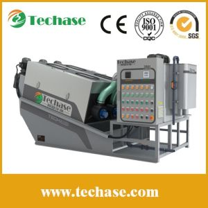 Techase-Sludge Dewatering Belt Filter Press for Food Processing Plant pictures & photos