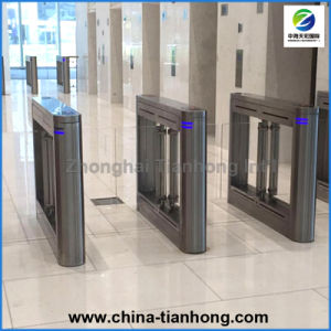 China Barrier Deluxe Speed Gate Turnstile Th-Sg307 pictures & photos