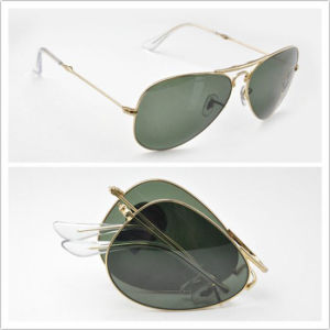 Folding Sunglasses/ Metal Sunglasses /Trendy Sunglasses pictures & photos