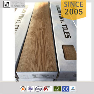 Ce/SGS/ISO9001 Free Samples Cherry Wood Vinyl PVC Flooring pictures & photos