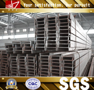 Hot Rolled Metal Structural Steel I Beam pictures & photos