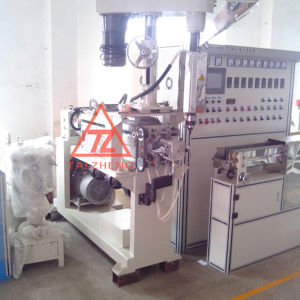 PVC Electrical Line Cable Extrusion Machine pictures & photos