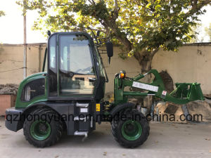 Zl08f Weifang Machine Farm Wheel Loader Ce Approved pictures & photos