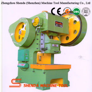 J21 Series 160t Mechanical Power Press with Fixed Bed