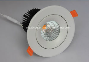 25W Dimmable 220V 100-240V CREE COB LED Recessed Downlight pictures & photos