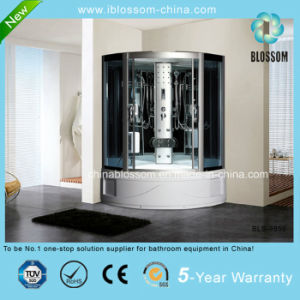 Luxury Multi-Functional Steam Massage Complete Shower Room/Cabin/Enclosure (BLS-9850) pictures & photos
