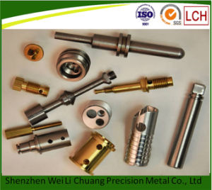 High Quality Metal Machining CNC Turned Parts