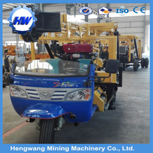 High Quality Top Drive Head Portable Water Well Drilling Rig pictures & photos