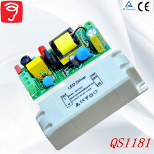 12-20W HPF Wide Voltage Isolated External LED Driver with Ce TUV QS1181A pictures & photos